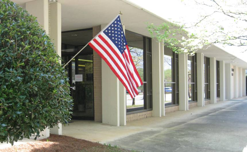 Toccoa Stephens County Library